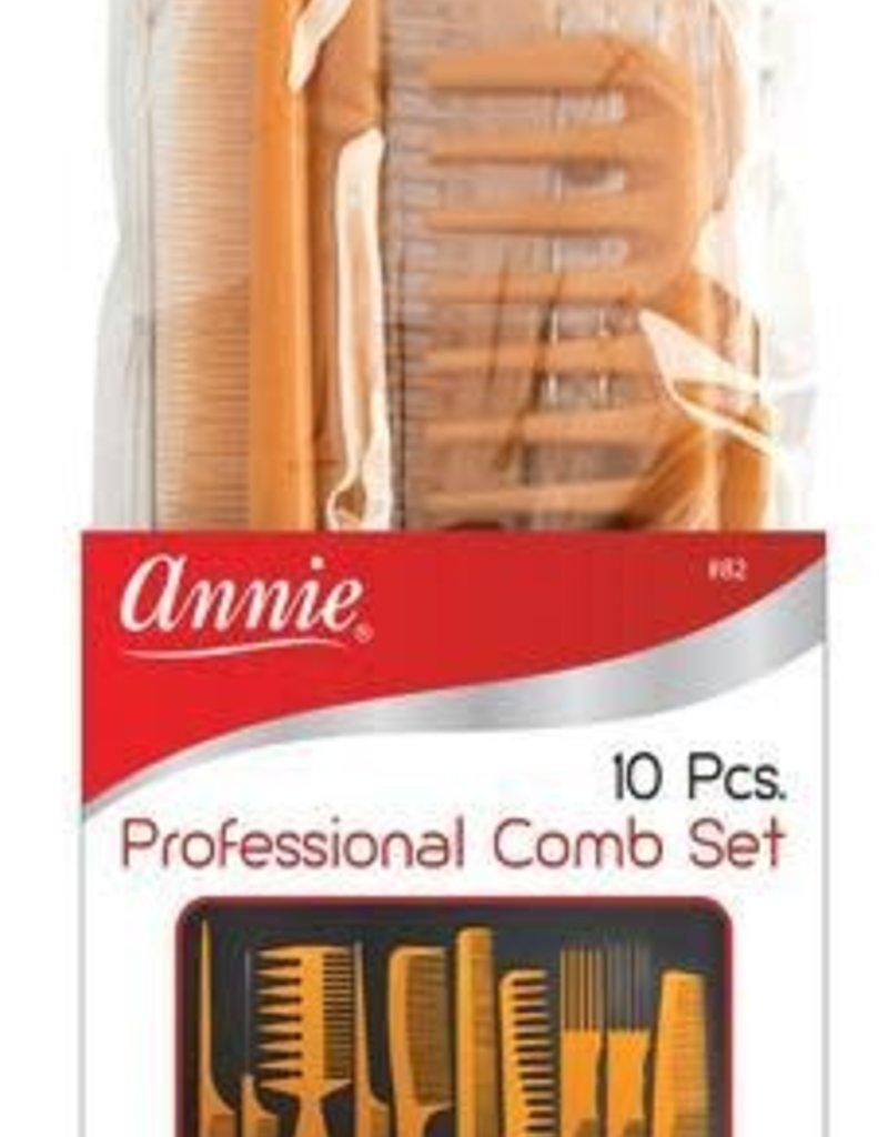 Annie Comb Set 10pcs