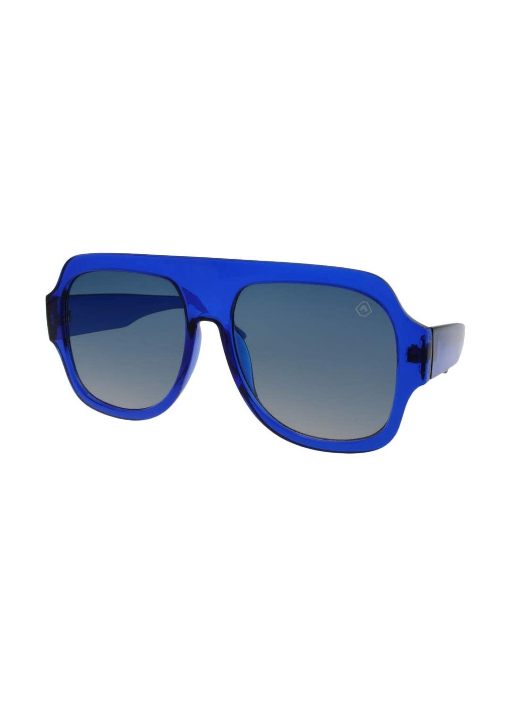 Chuck Men's Sunglasses-Blue