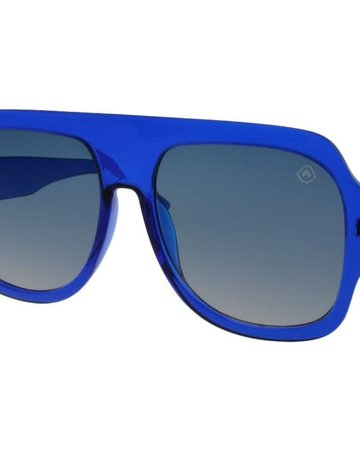Chuck Men's Sunglasses-Blue