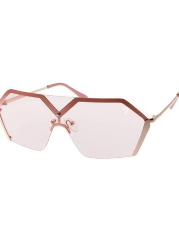 Women's Sunglasses-Pink