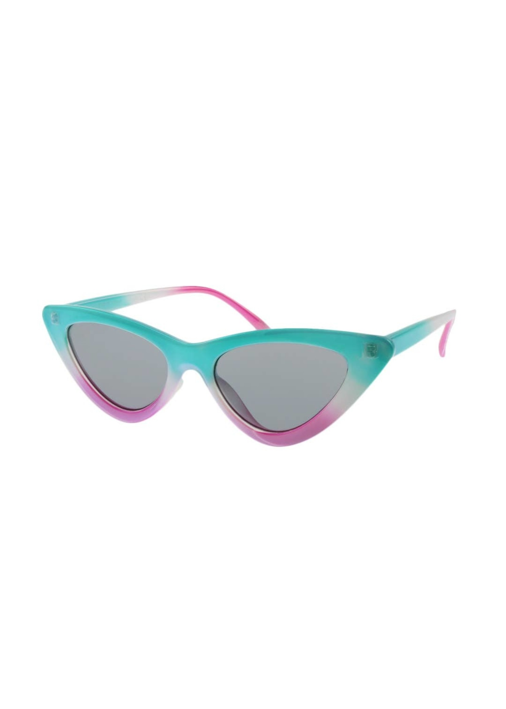 Make Believe Sunglasses Turquoise/Pink