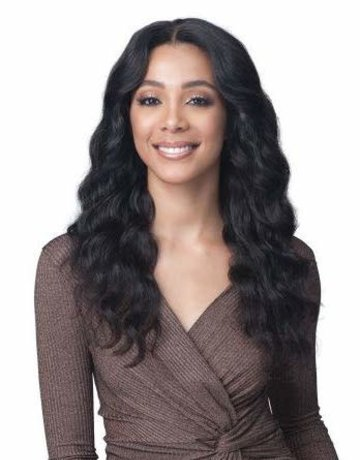 Lace Front Human Hair Wig 13x4-Brigette