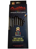 Graffetch Barber Pencils black
