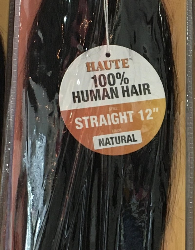 Haute Bundle Straight 12""