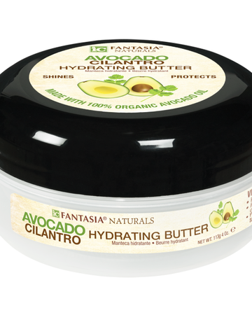 IC Avocado Cilantro Hydrating Butter 4oz
