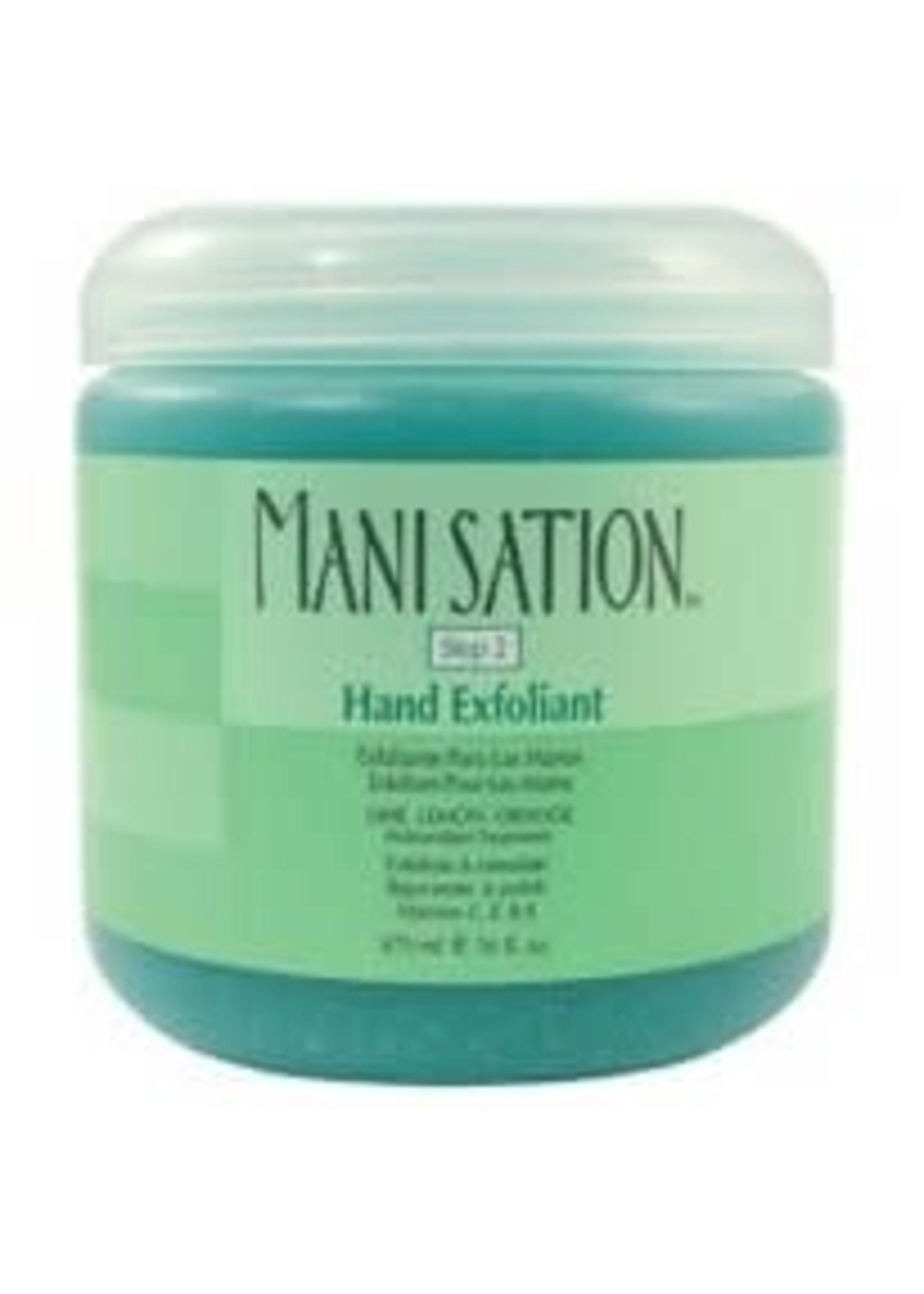 Mani Sation Hand Exfoliant 16oz