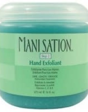 Mani Sation Hand Exfoliant 16oz