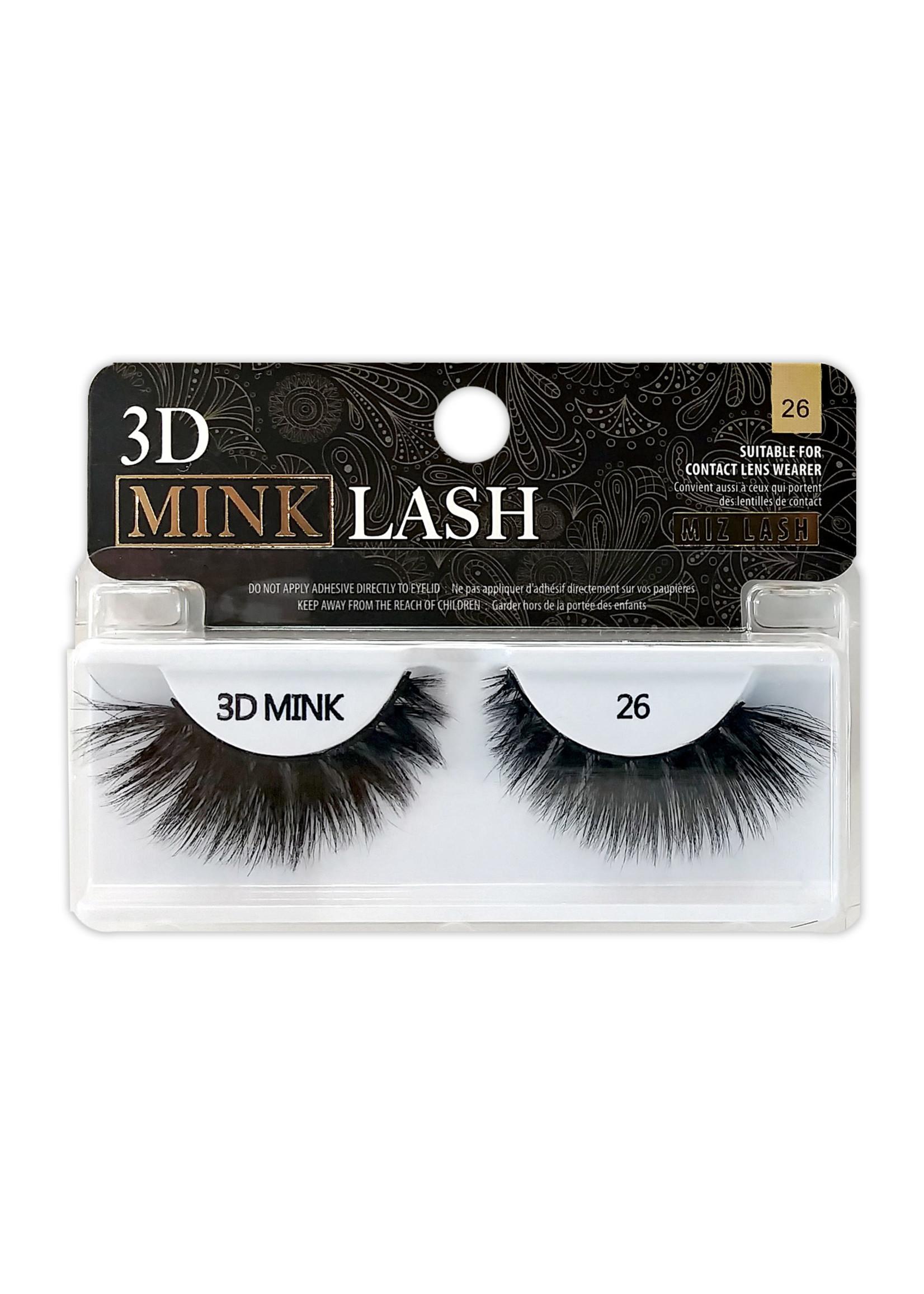 3d Mink Lashes 20mm