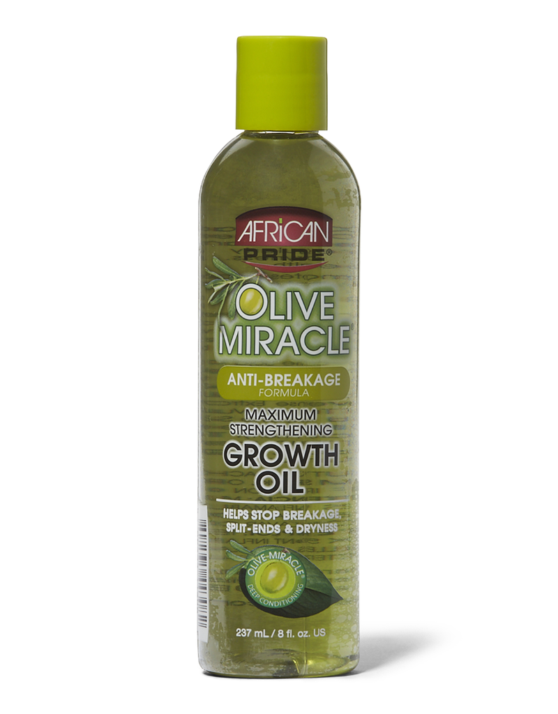 African Pride A/PRIDE OLIVE MIRACLE GROWTH OIL