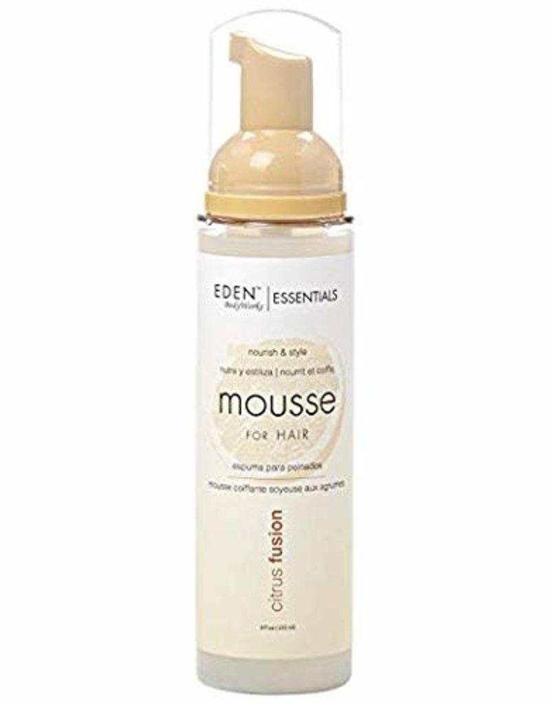 Eden Essentials Mousse  8oz