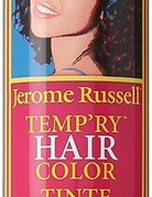 Jerome Russell Temp'ry Hair Color