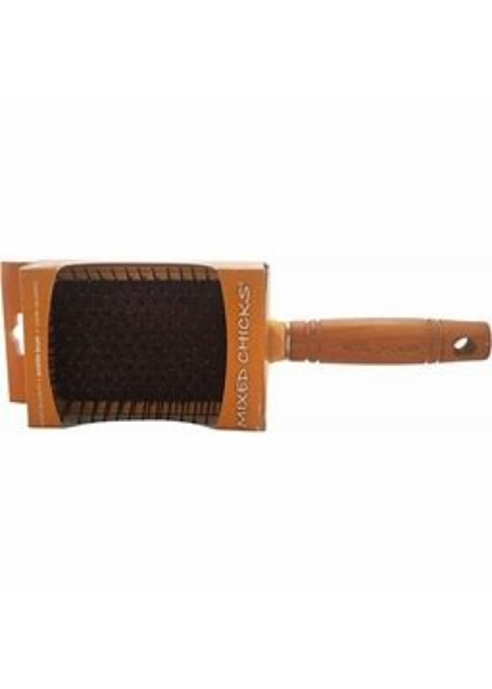 Mixed Chicks MC Paddle Brush