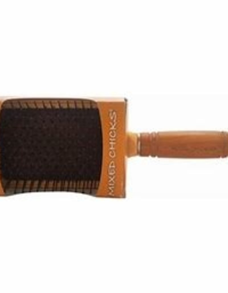 Mixed Chicks MC Paddle Brush