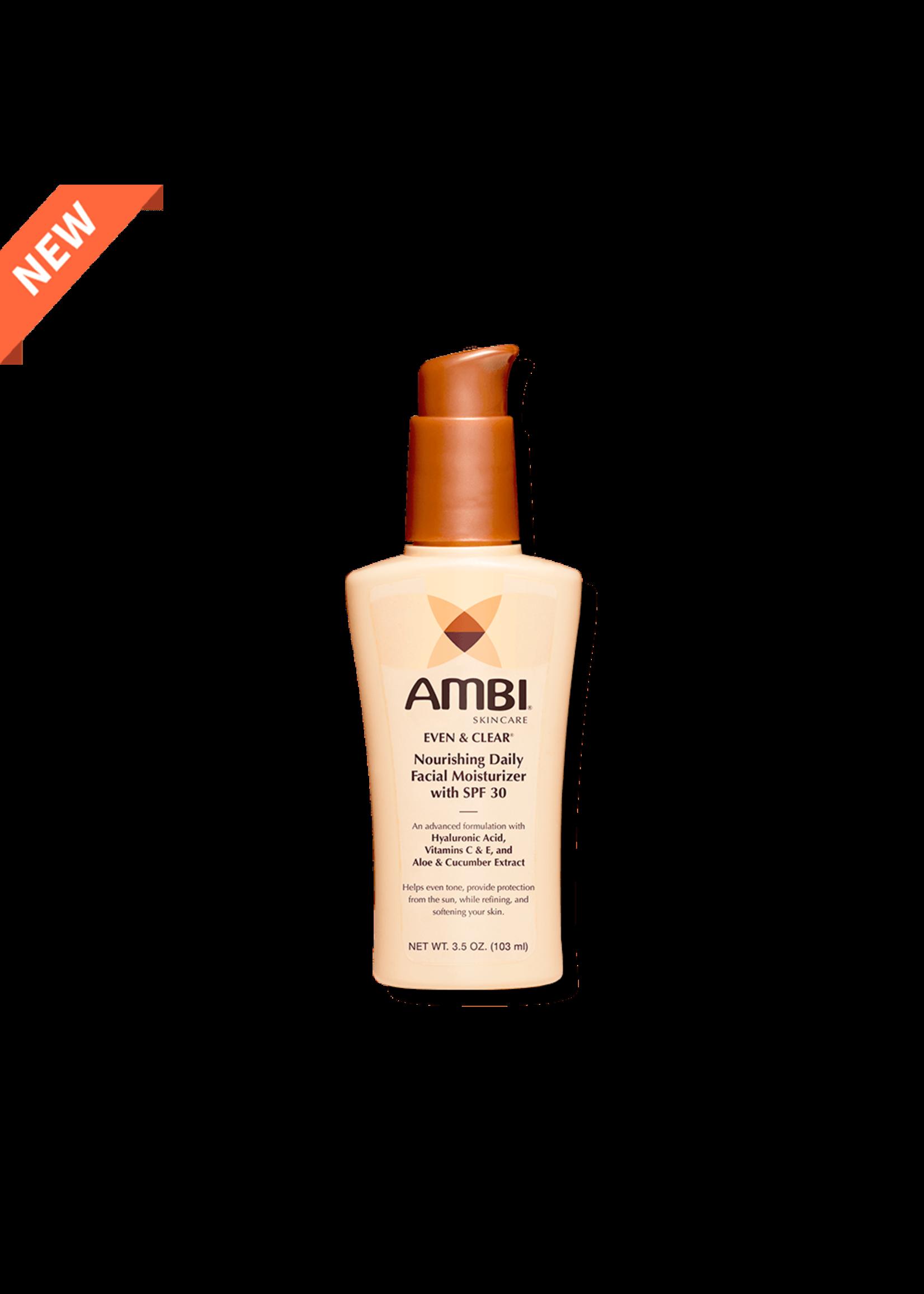 AMBI Even & Clear Nourishing Daily Facial Moisturizer