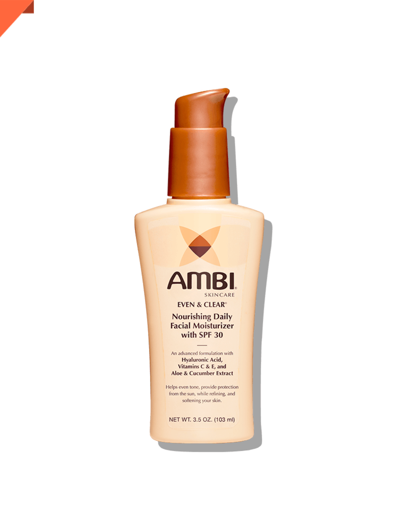 AMBI Even & Clear Nourishing Daily Facial Moisturizer