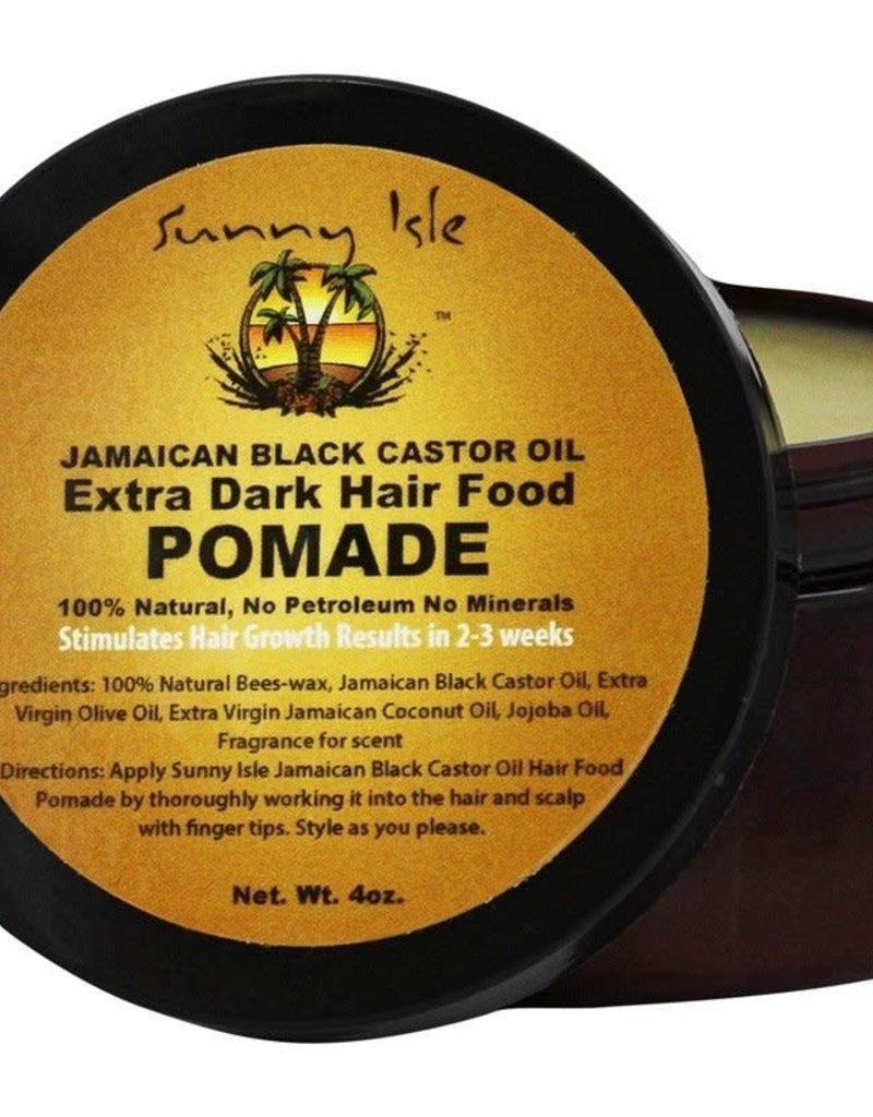 Sunny Isle Jamaican Black Castor Oil Extra Dark Pomade