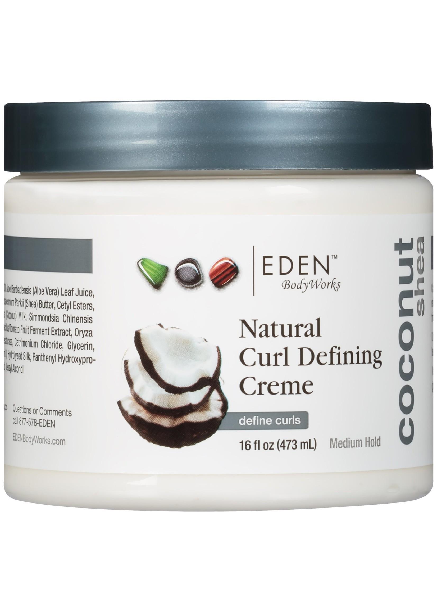 Eden Natural Curl Defining Creme