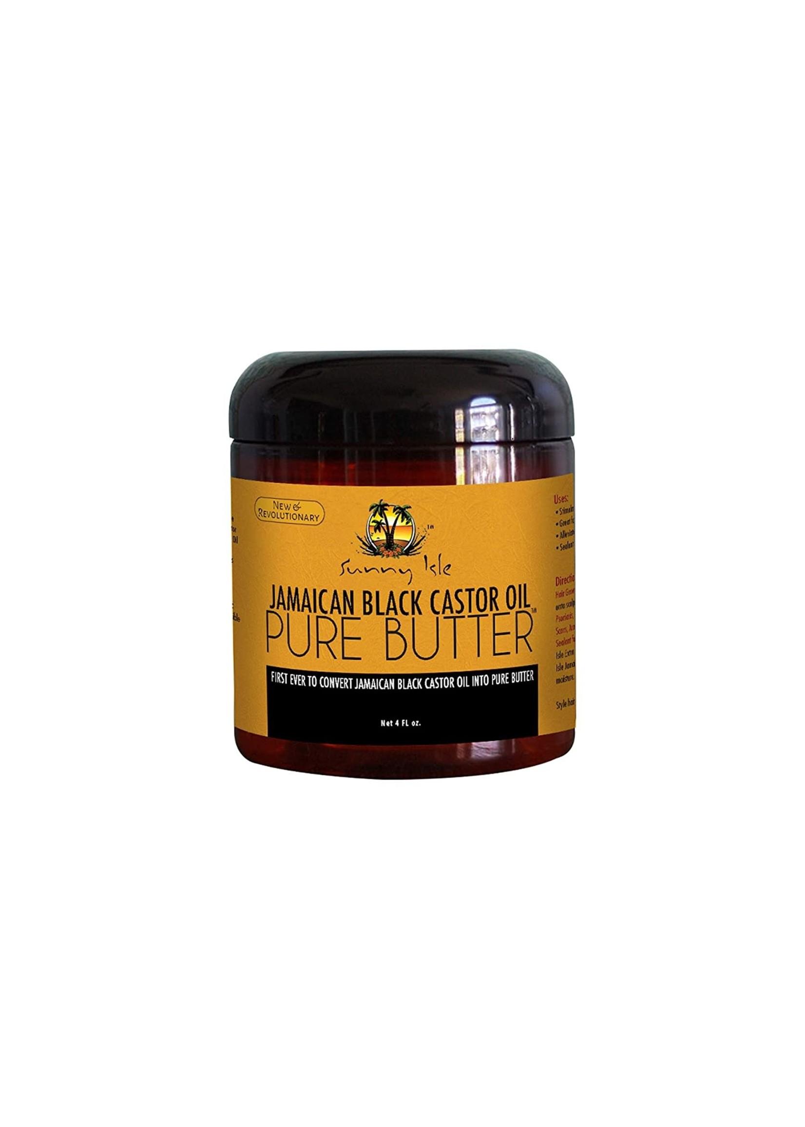 Jamaican Black Castor Oil PURE BUTTER