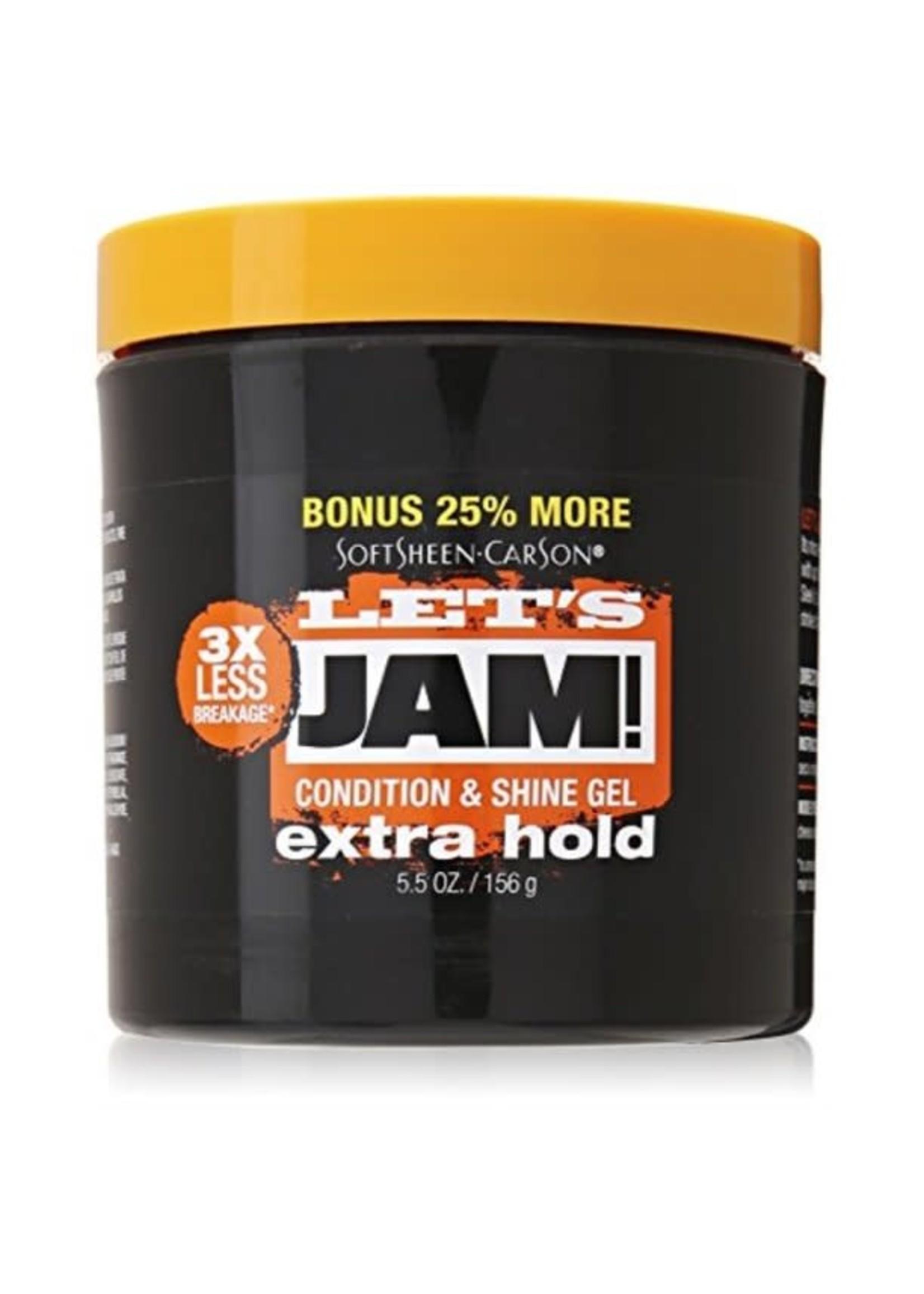 Lets Shine Jam 5.5oz Orange