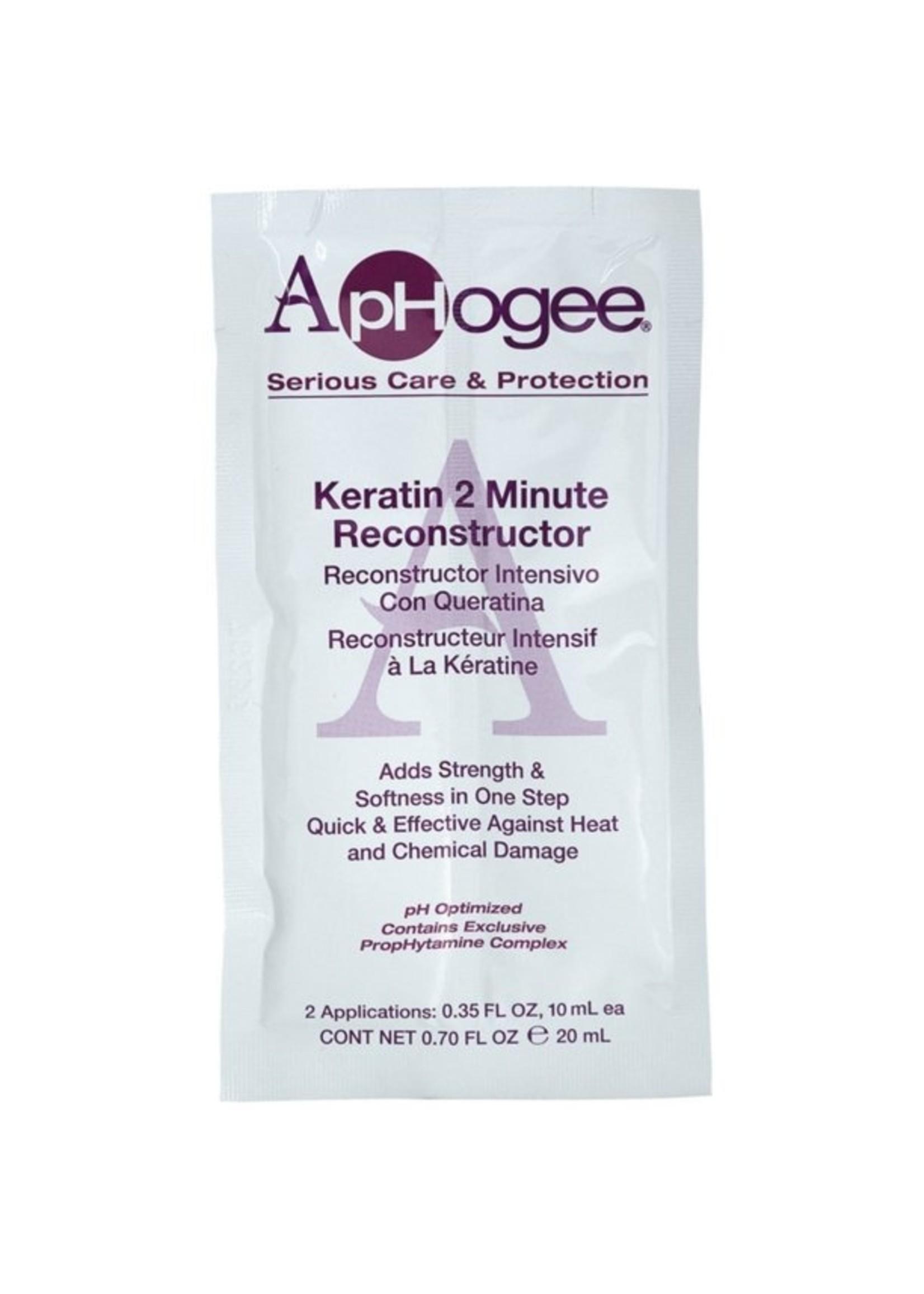 Aphogee Keratin Reconstructor Pack