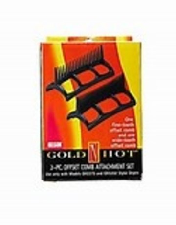 Gold n Hot Attachment 2pc