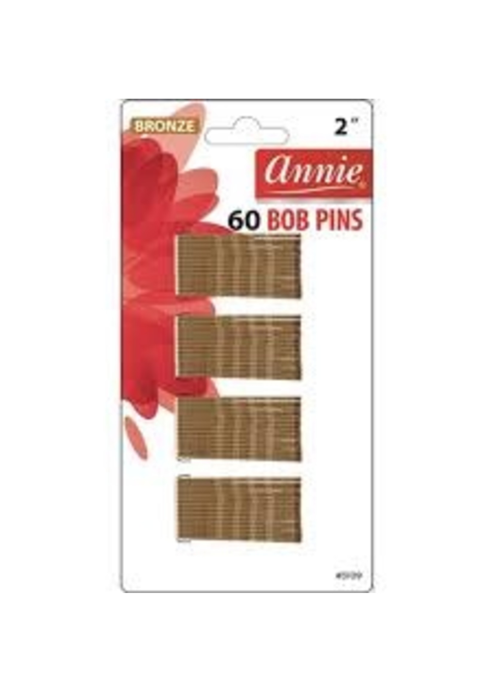 Annie bob pins bronze