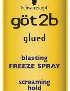 Got2B Got2b Glued Blasting Freeze Spray