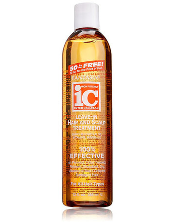 IC Leave In Hair-Scalp Treatment 12oz.