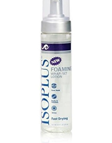 Isoplus Foaming Wrap/Set Lotion