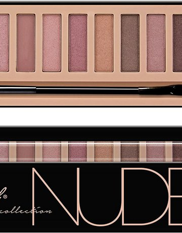 Eyeshadow Collection Nudes Pallet