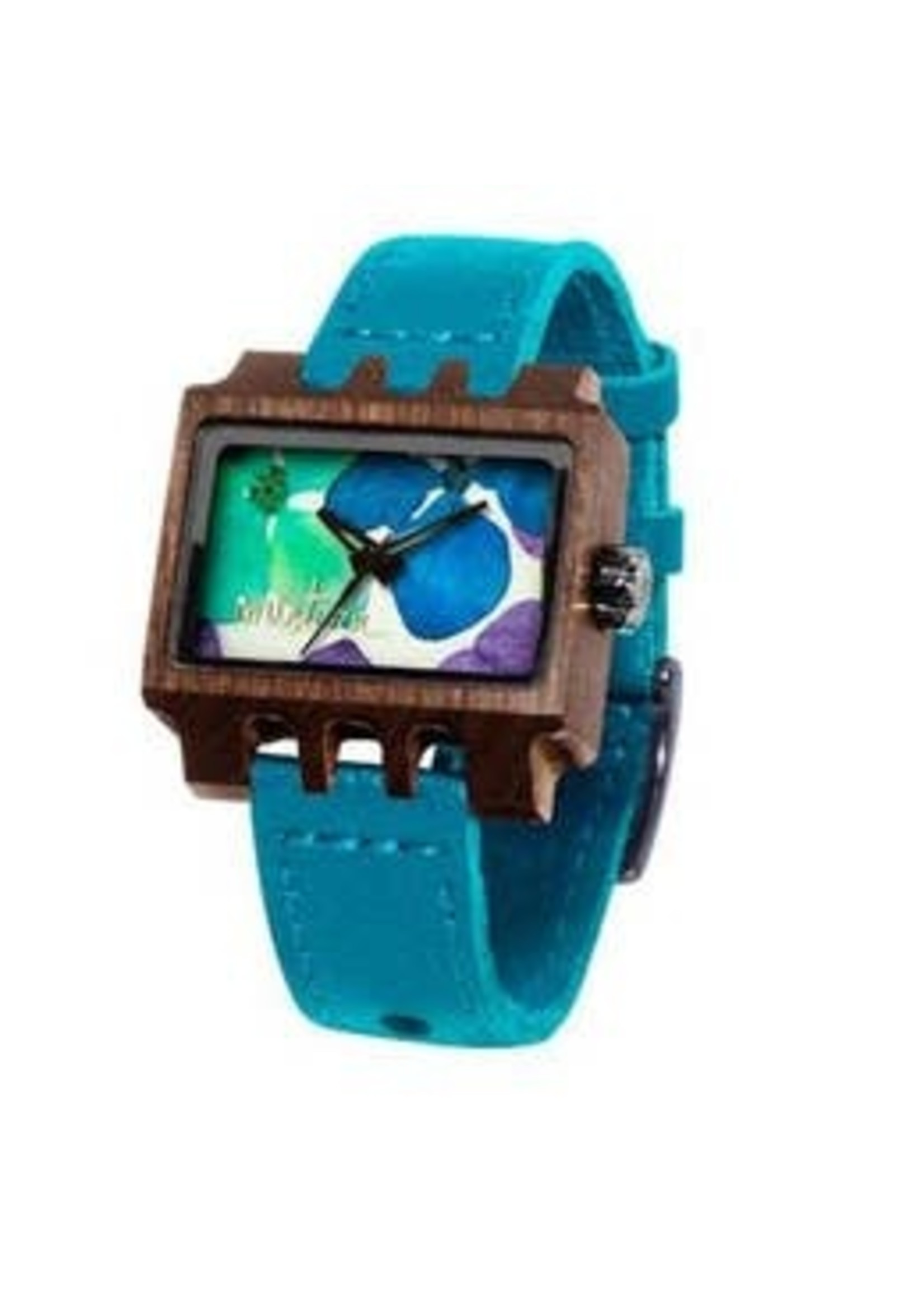 Lenzo Turquoise Pui Bali Watch-Mistura Watch