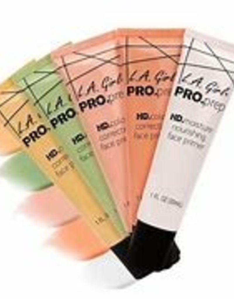 LA Girl ProPrep HD Face Primer Color Correcting