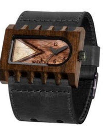 Ferro Black Pui Watch - Mistura Watch