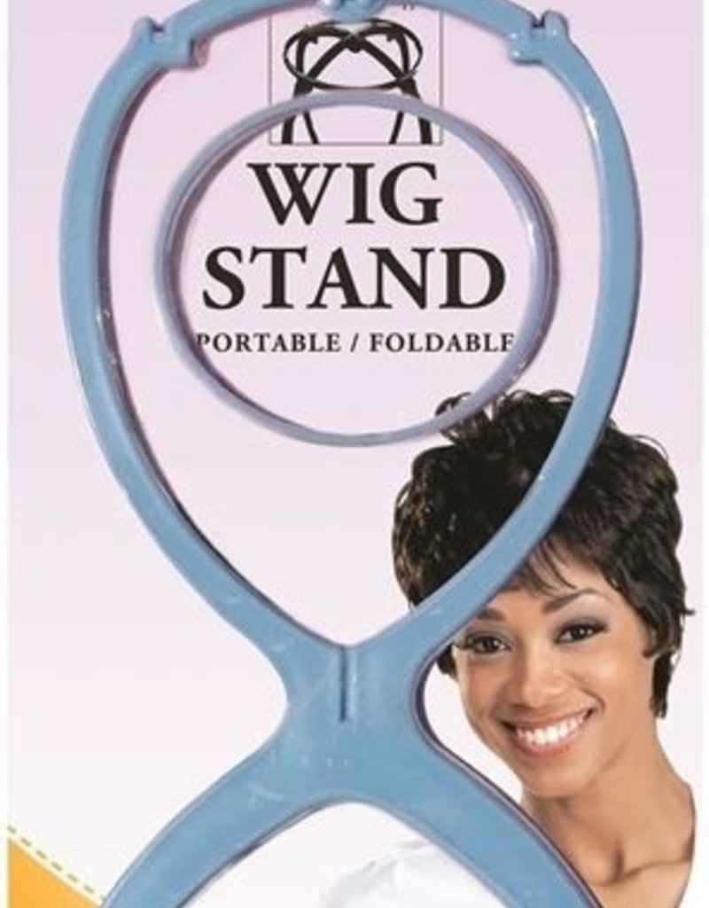 M&M Headgear Wig Stand Asst