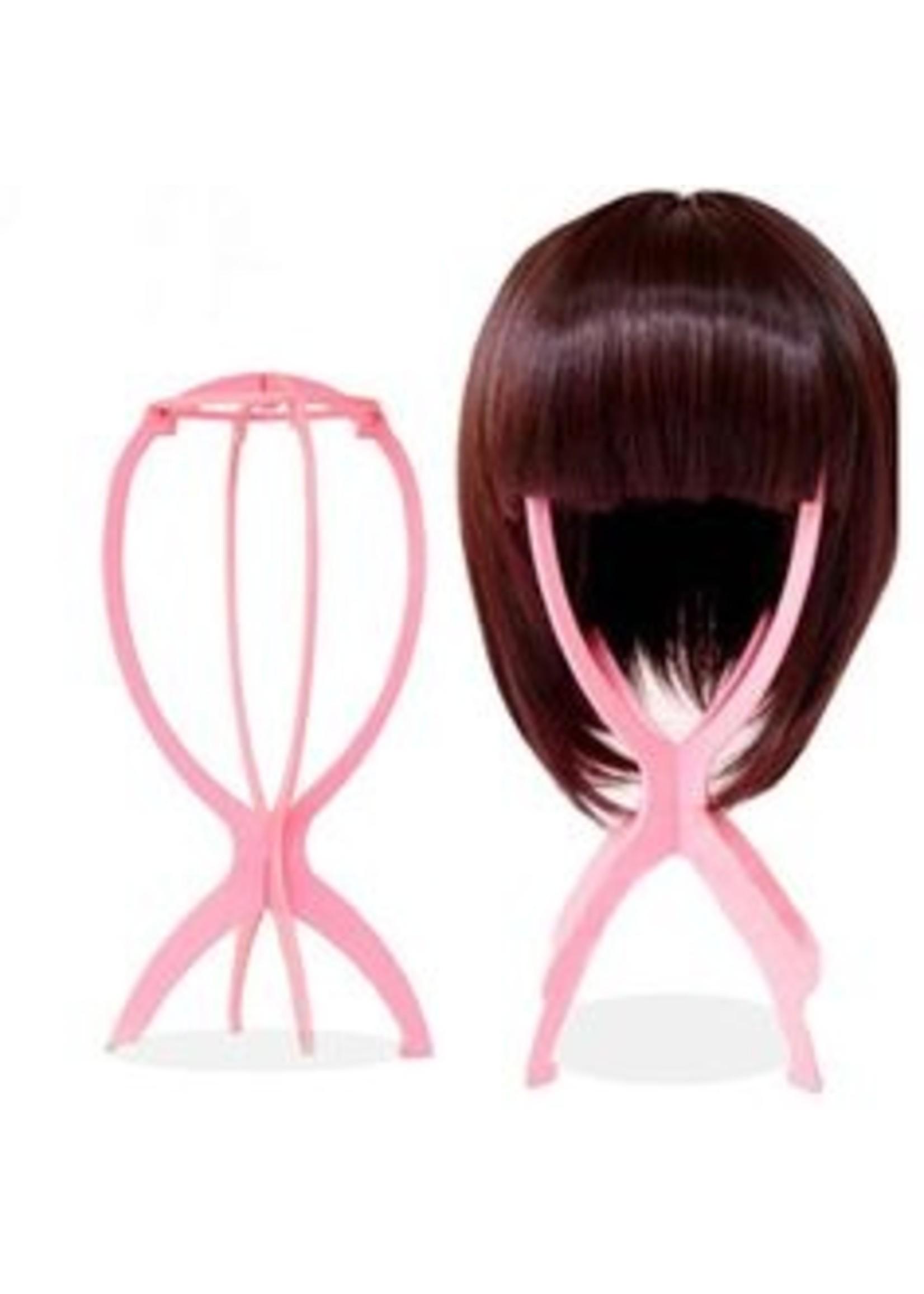 M&M Headgear Wig Stand Asst