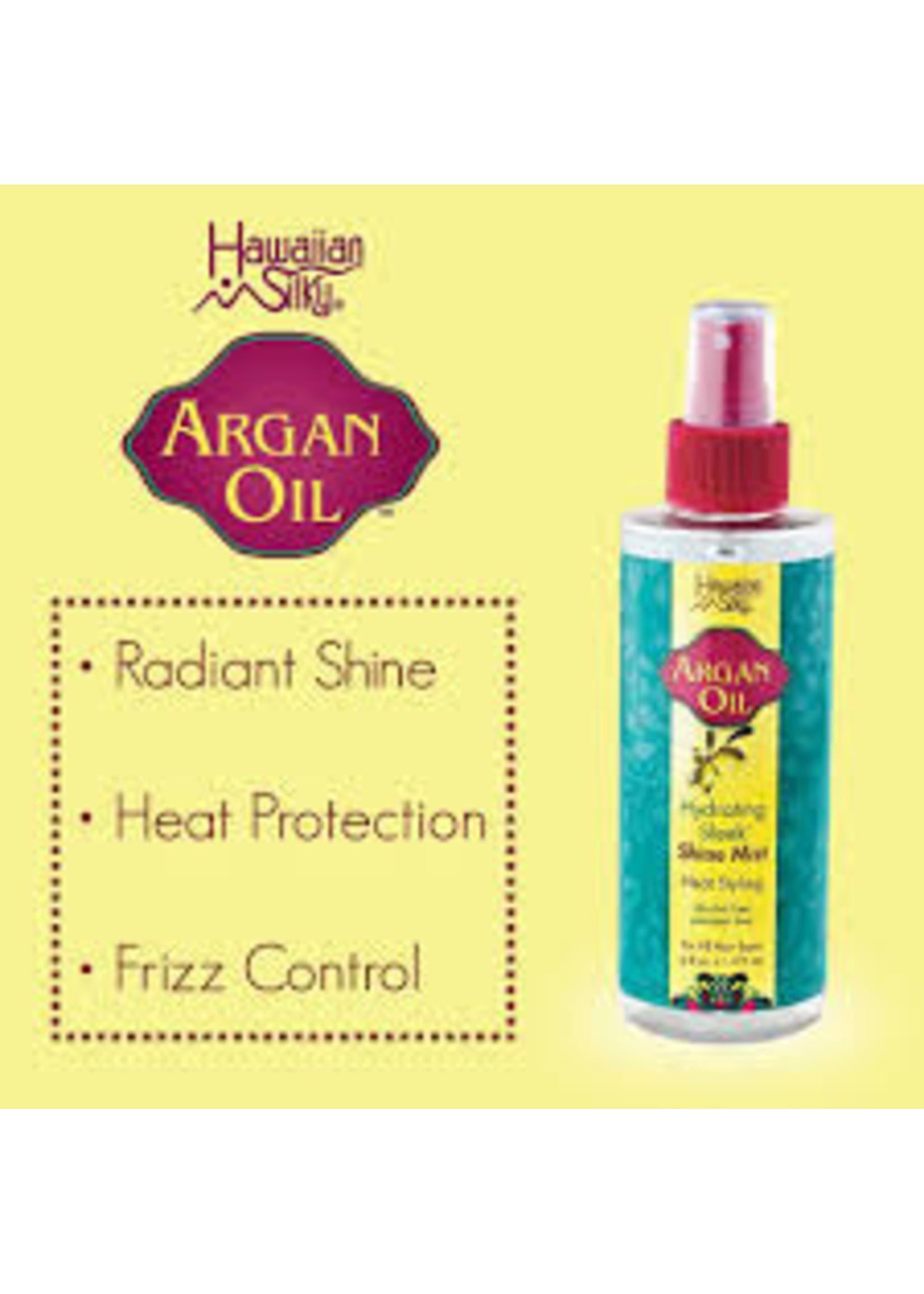 Hawaiian Silky Argan Oil Hydrating Sleek Shine Mist