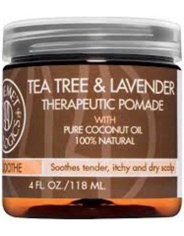 Qhemet Tea Tree & Lavender Therapeutic Pomade