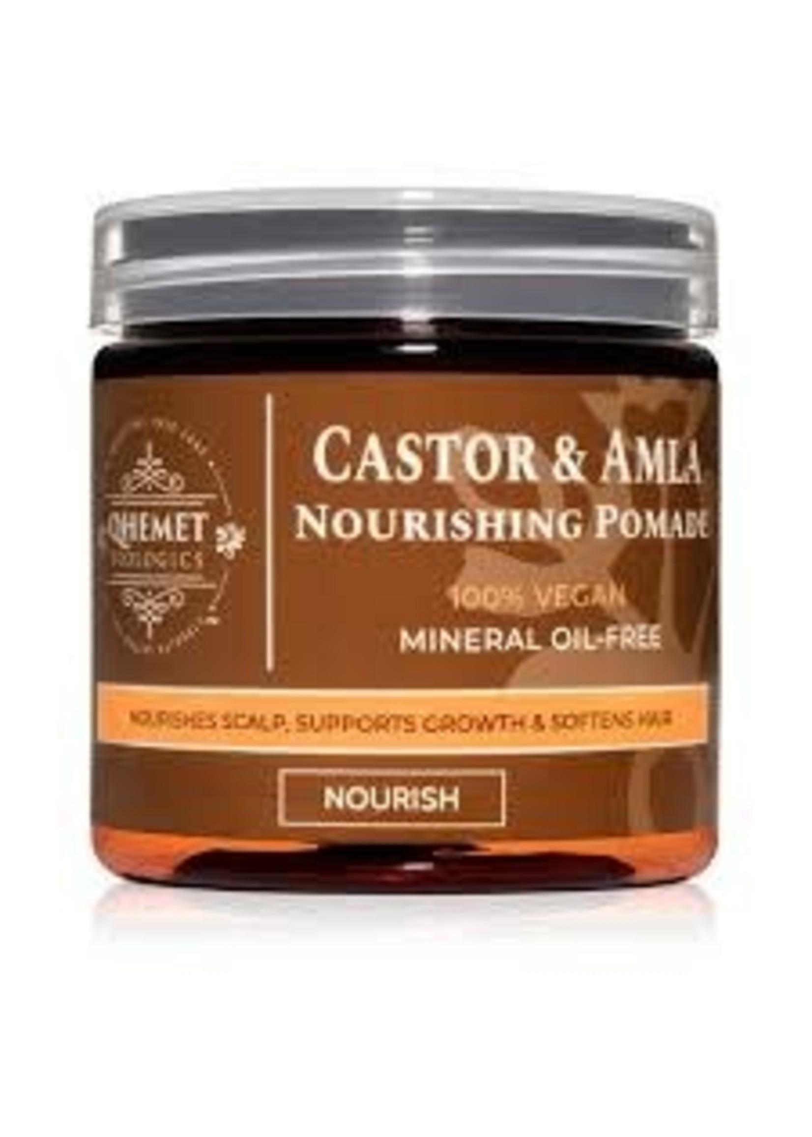 Qhemet Castor & Amla Nourishing Pomade