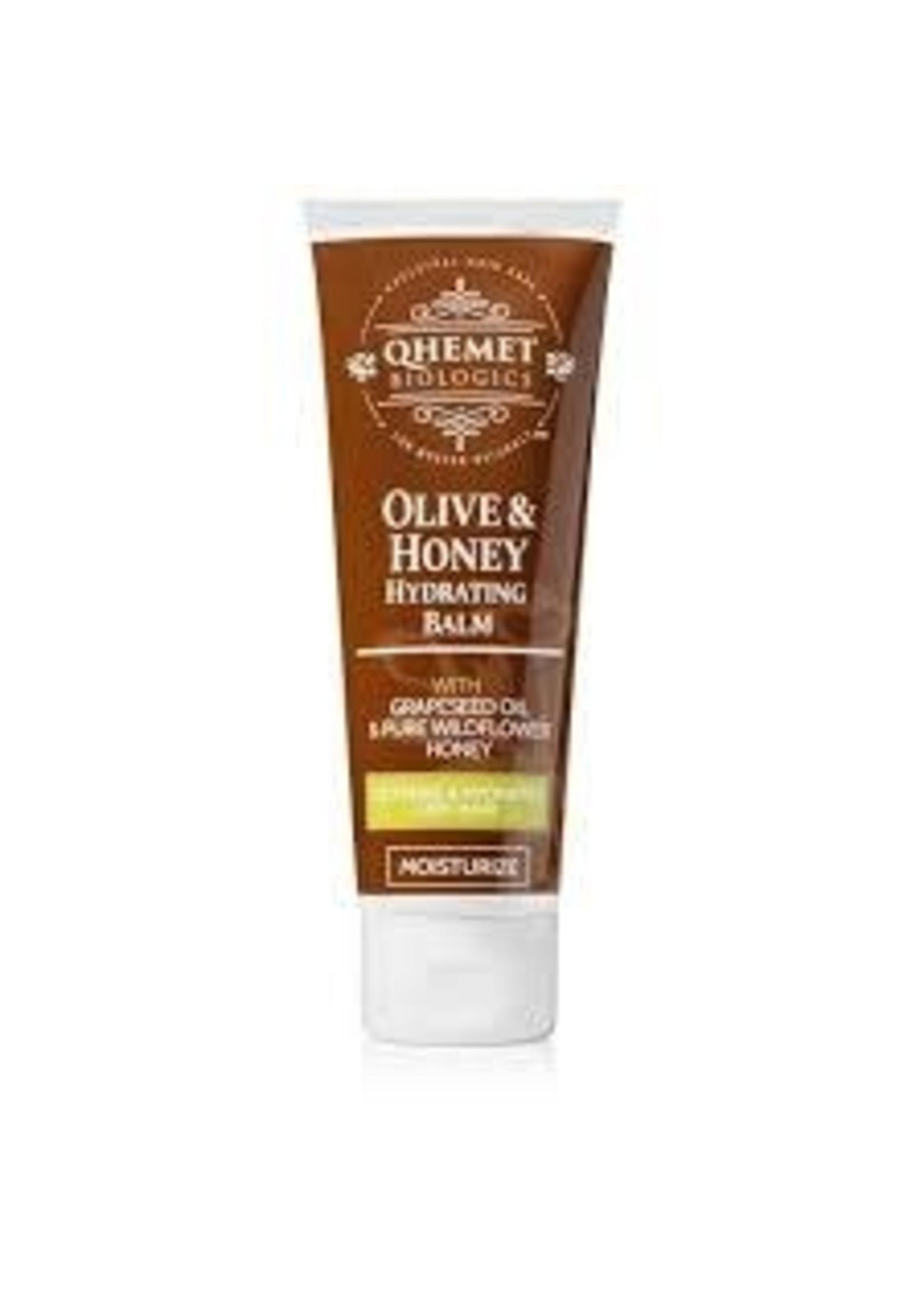 Qhemet Olive & Honey Hydrating Balm 4oz