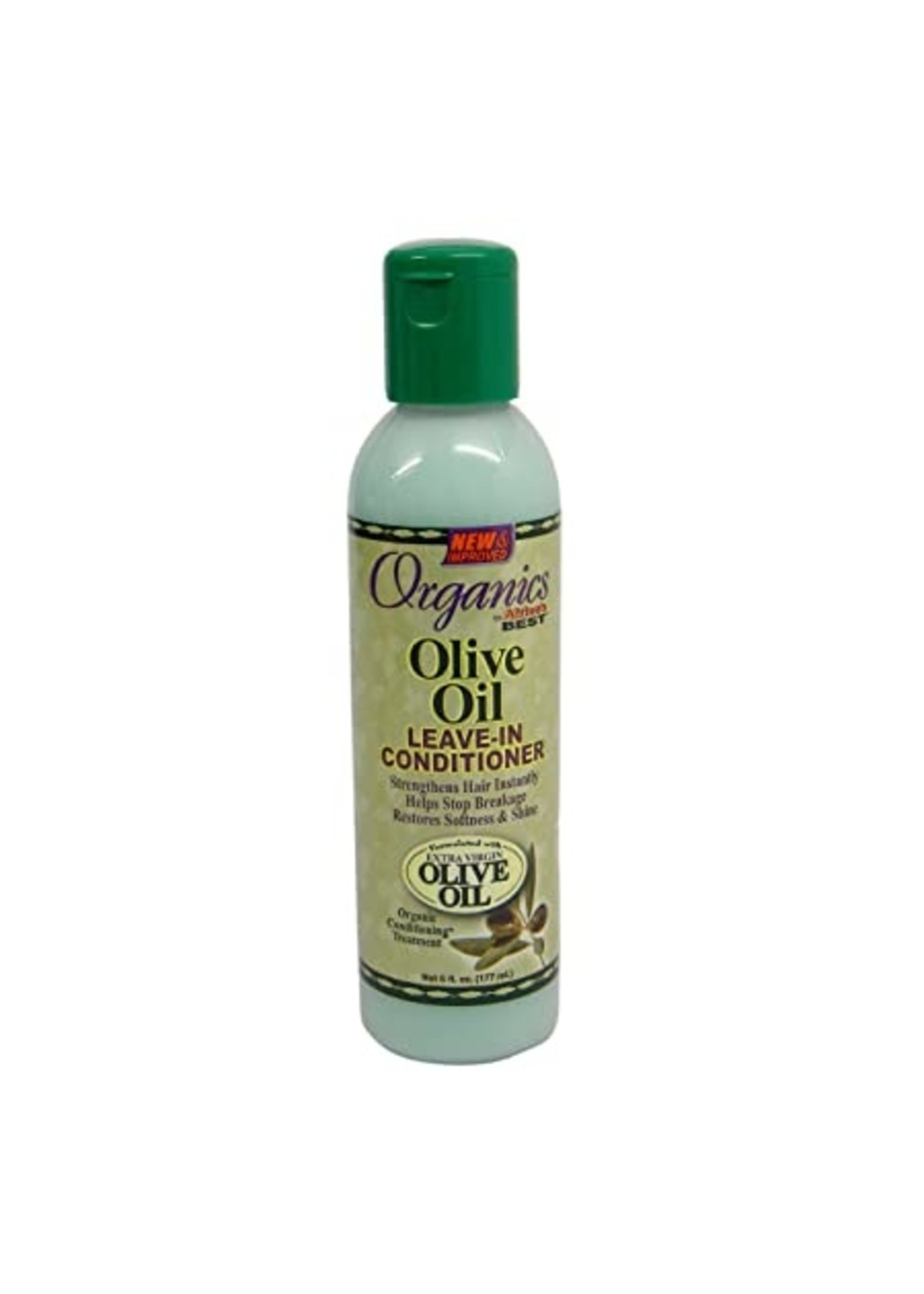 African Best A/BEST ORG OLIVE OIL LEAVE IN COND