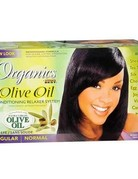 African Best A/BEST ORG OLIVE OIL RELAXER NO-LYE