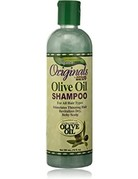African Best A/BEST ORG OLIVE OIL SHAMPOO
