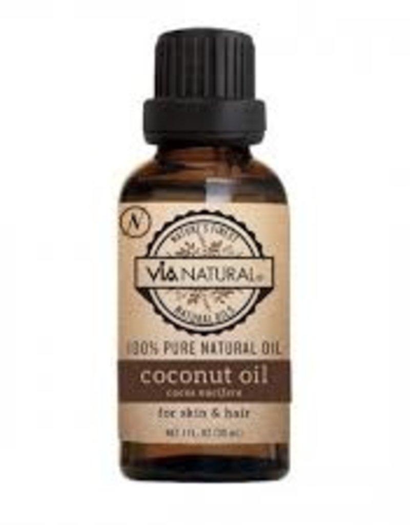 Via Natural Pure Natural Oil 1oz