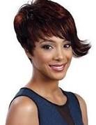 Maxxim Human Hair Blend 1b Rhona