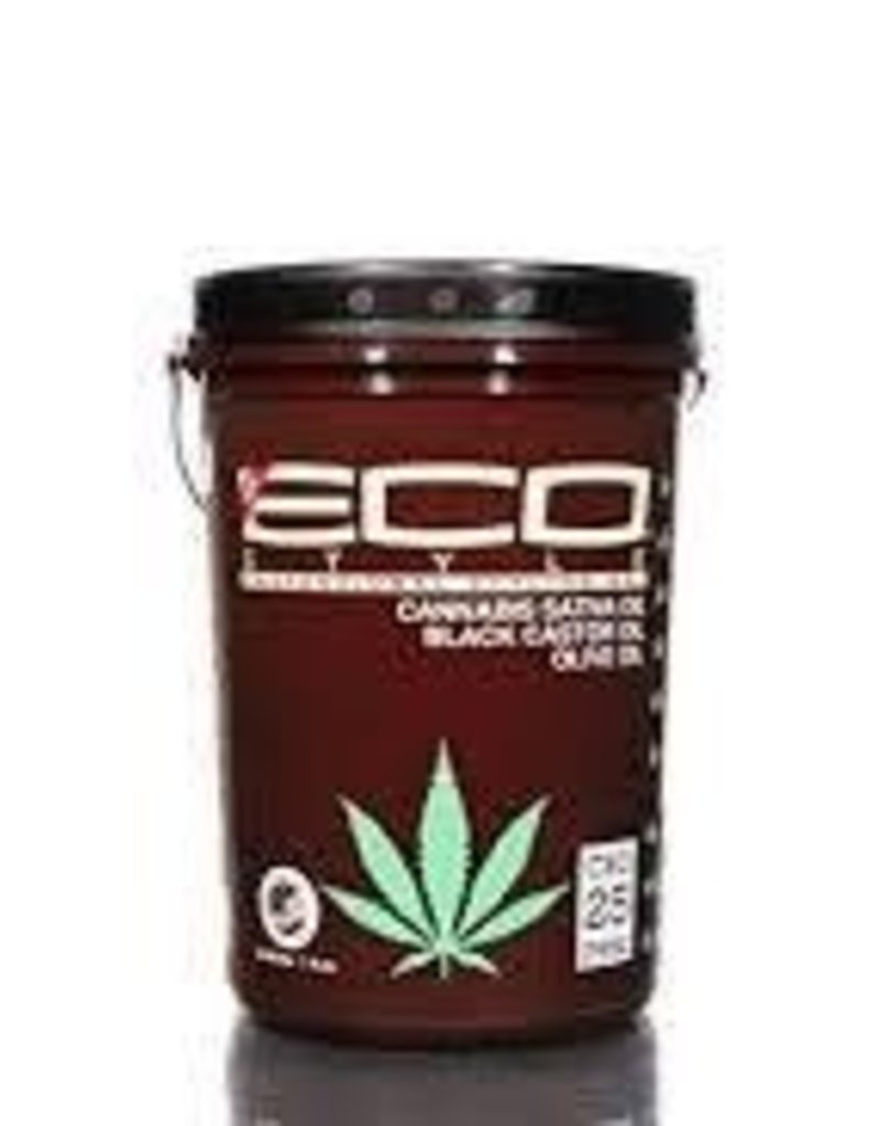 Ecoco Style Gel Cannibis Gel 80oz