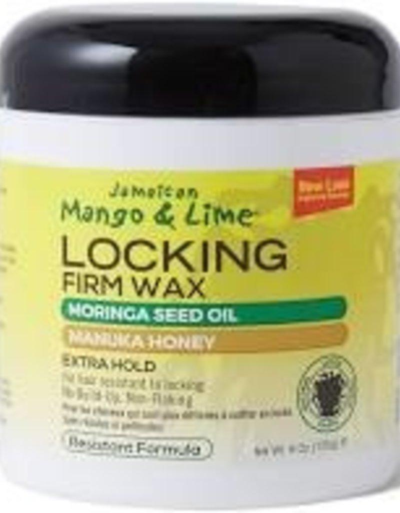 Jam Mango Lock Firm Wax 6oz