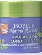 Isoplus Natural Remedy Avocado Oil Conditioner 3.75oz