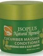 Isoplus Natural Remedy Cucumber Massage Conditioner 3.75oz