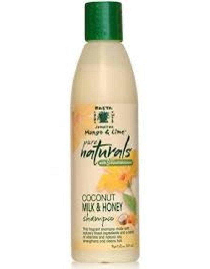 Jamaican Mango Lime Coconut Milk & Honey Shampoo