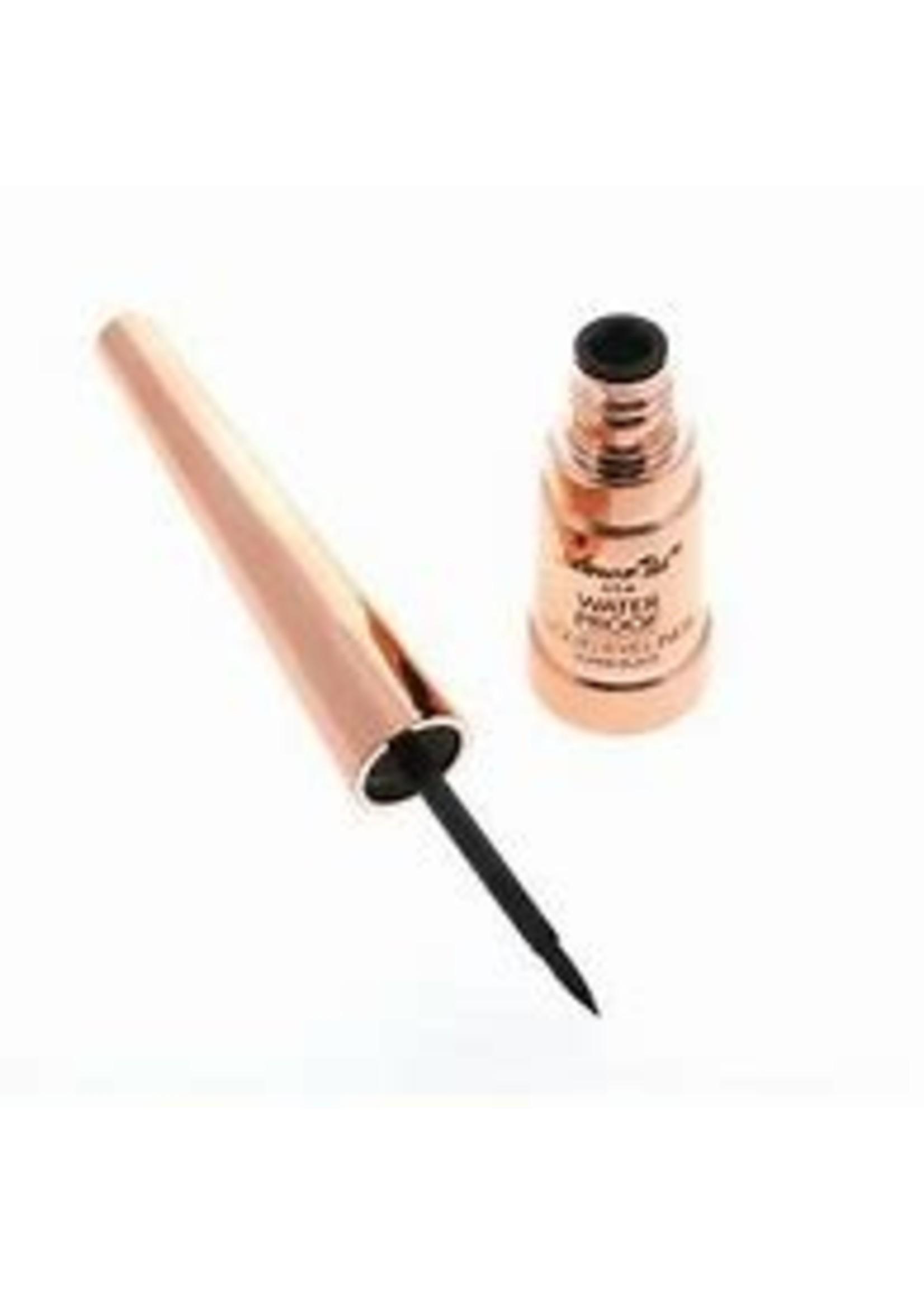 Amor Us Waterproof Liquid Eyeliner Super Black